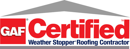 GAF Certified Steep Slope Logo